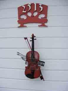 metal violin